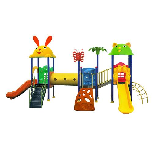 Bộ đồ chơi liên hoàn ngoài trời 3 khối ống chui giá rẻ HH- 581