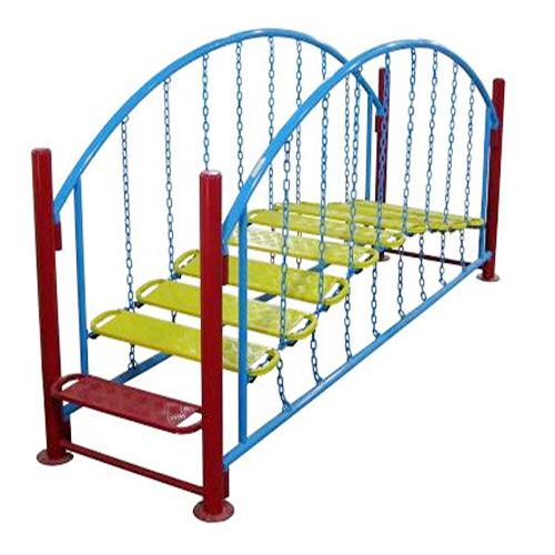 Cầu thăng bằng dao động dây xích cho bé mầm non giá rẻ HB1-025