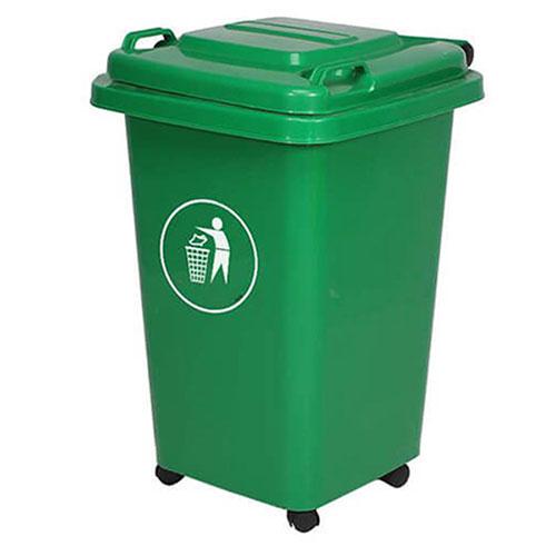 Thùng rác nhựa HDPE HD4- 001