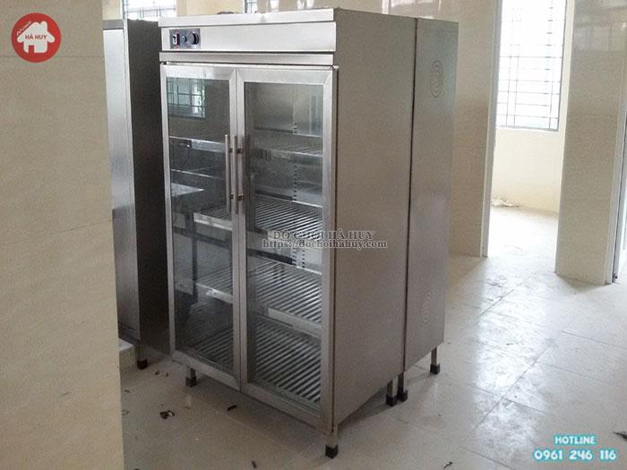 Tủ sấy bát Inox 300- 600 bát HD3- S30