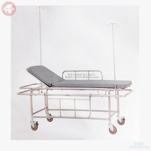Xe cáng bệnh nhân bằng inox HD3-037