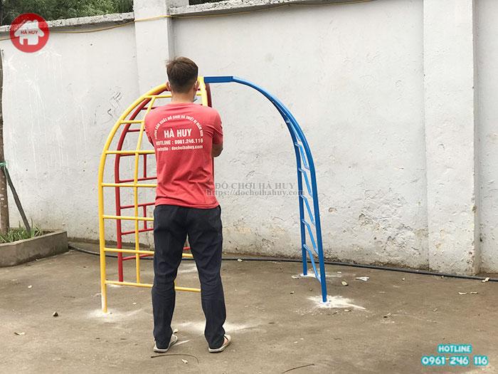 Công trình sân chơi trẻ em ngoài trời cho Quận đoàn Nam Từ Liêm – Hà Nội