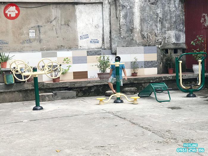 Tìm đơn vị cung cấp và lắp đặt thiết bị thể dục thể thao ngoài trời uy tín tại Hà Nội